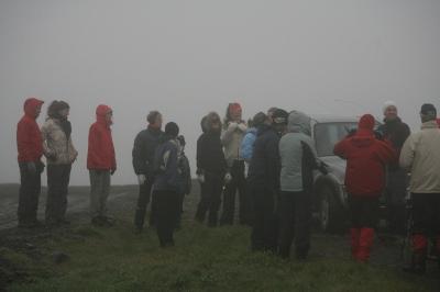 UÍA 23. júní, gengið inn hjá Urðarhólum